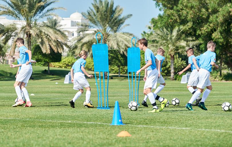 soccer coaching in Dubai