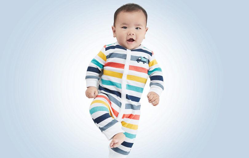 You're going to LOVE the new Carter's kids sleep range in Dubai